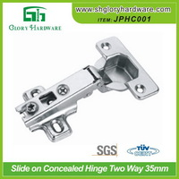 High quality creative pivot door slide hinges