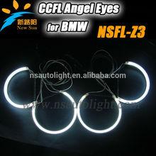 CCFL Angel Eyes Halo Rings Kits Headlights CCFL Ring For BMW Z3 CCFL Angel Eyes