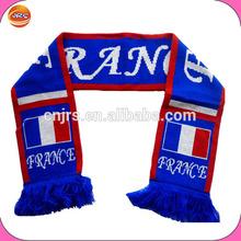 world cup football national team scarf