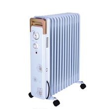 electric caster wheel oil filled radiator heater