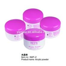 Acrylic Powder for Acrylic Liquid Nail Art Tips