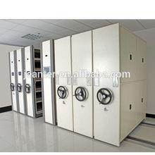 JTM bank/medical/library/college 4 bay electric mobile compactor filing