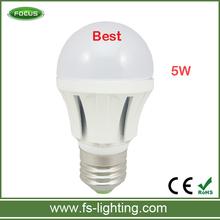85-265v quality beautiful design G50 led best 5w bulbs