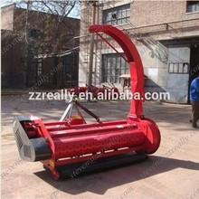 HOT!!!corn stalk chopper shredder/straw chopper shredder for corn straw,rice straw ect
