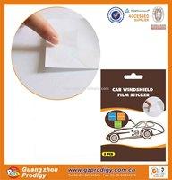 Household sundries series car sticker for windshield/car windshield sticker