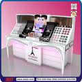Tsd-w6030 estilo moderno revestimento de cozimento loja de cosméticos design/cosméticos loja de decoração/cosméticos nome da loja