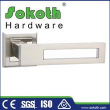 Sokoth european fancy door handles designer door hardware