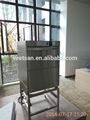comercial máquina de lavar louça undercounter