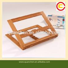 faltbaren bambus buch rack für kinder