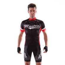 2014 Monton EVO Motive Power red mountain bike jersey