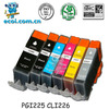 PGI225 CLI226, compatible pgi-225 printer ink cartridge cli-226, for canon ip4810 MG5210