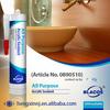 Eco-Friendly Water Based Paintable Acrylic Latex Caulk Sealant