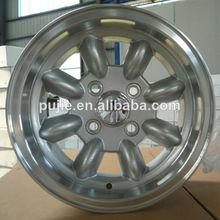 Auto Part 14 Inch Replica Mini Cooper Car Wheels with 4X114.3 PCD