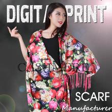 women cashmere shawl -Z042