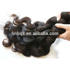 Virgin Brazilian Human Hair Weaving With Tangle Free