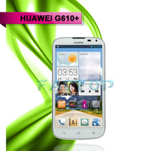 Hot Selling Huawei G610+ 5Inch IPS MTK6589M Android4.2 Quad Core Cell Phone
