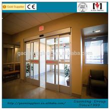 commercial automatic sliding glass door/exterior door
