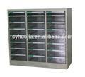 Escritório A4 organização de documentos aço Metal arquivo arranjo gabinete