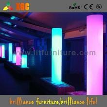 luxurious wedding decor/lighted roman column/wedding pillars columns for sale