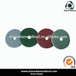 150mm stone diamond tool/ concrete nylon polishing pads