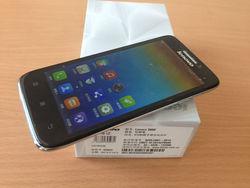 smartphone android 4.2 sliver/white lenovo s650 vibe 1gb ram 8gb rom lenovo s650