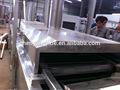 Cy entièrement automatique friteuse industriel/friteuse de ceinture de maille