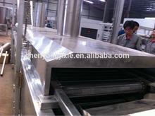 CY Fully Automatic industrial deep fryer/mesh belt fryer