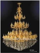Popular and beautiful LED senior club modern chandelier
