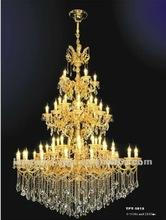 solar light&zhongshan graceful crystal chandelier