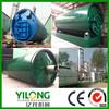 Latest design durable quality 5-12 tons/batch plastic pyrolysis oil machine