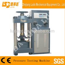 manual concrete compression testing machine