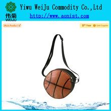 Basketball Cooler Bag,Round Cooler Bag,Shoulder Cooler Bag