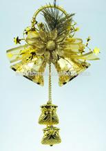 Wholasale hanger christmas bell ornament