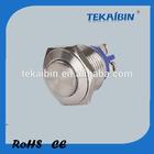 [TEKAIBIN] GQ16H-10/N IP65 hIgh Round magnetic switch push button