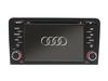 Special 2 DIN 7 inch car dvd gps audio radio stereo for AUDI A3/RS3 with 3D,PIP,FM/AM,RDS,TV,BT,USB/SD,iPod;