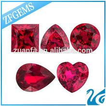 good polishing fancy shape bangkok ruby price in jewelry trading companies