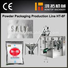 Certified full automatic salt sachet packing machine