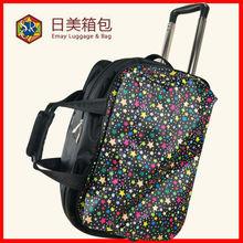 2014 Factory Fabric Travel duffel bags