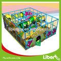 China fabricante usado equipamentos de Playground Indoor venda le. By.003