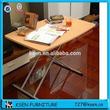 adjustable height metal table legs table height adjustable wooden table