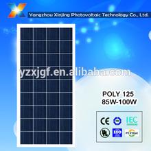 poly solar panel 80watt