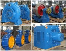 Small Water turbine generator unit / Hydro power plant /EPC project