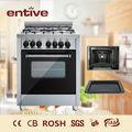 2013 venta caliente 4 quemador de cocina de gas con horno de pan