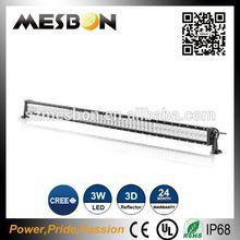 50inch 288W high lumen led light bar led offroad DC