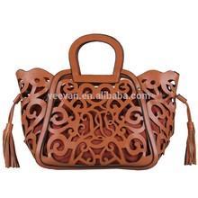 2014 yeni ürün deri püsküllü Kore moda bayan çanta, bayanlar çanta üreticileri