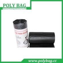 hot selling biodegradable plastic garbage bags trash bags rubbish bags on roll
