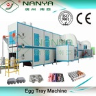 Automatic egg tray making machine/paper egg tray making machine/egg tray making plant