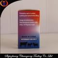 terramicina vidriovial de inyección para los animales de ganado