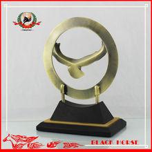 new design bronze eagle sculpture