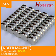 Hangzhou super strong neodymium magnet rare earth magnet for sale